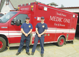 Less funding means delayed response times. The election takes place on Tuesday, Nov. 6, and includes two propositions for a levy lid lift for South Pierce Fire and Medic.